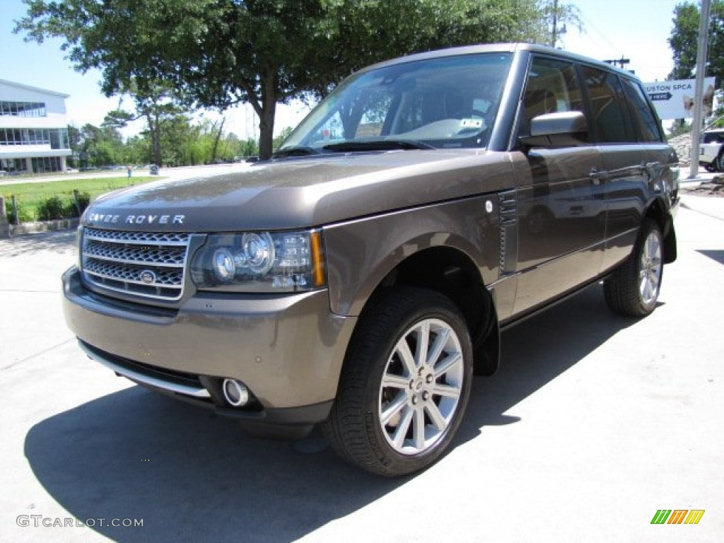 Range Rover Autobiography 2010 >> Bournville Brown Metallic 2010 Land Rover Range Rover Supercharged Exterior Photo #80600951 ...
