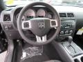 Dark Slate Gray Dashboard Photo for 2013 Dodge Challenger #80607970