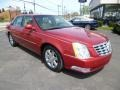 Crimson Pearl 2006 Cadillac DTS Luxury