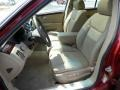 2006 Cadillac DTS Cashmere Interior Front Seat Photo