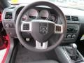 Dark Slate Gray Steering Wheel Photo for 2013 Dodge Challenger #80609106