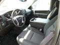 Ebony Prime Interior Photo for 2011 Chevrolet Silverado 1500 #80609983