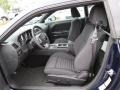 Dark Slate Gray Front Seat Photo for 2013 Dodge Challenger #80610207