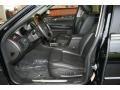 2010 Cadillac DTS Ebony Interior Interior Photo