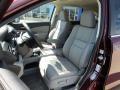 2013 Basque Red Pearl II Honda CR-V EX-L AWD  photo #7