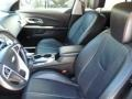 Jet Black Interior Photo for 2010 Chevrolet Equinox #80621939