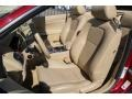Caramel Front Seat Photo for 2010 Jaguar XK #80622530