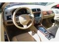 Caramel Prime Interior Photo for 2010 Jaguar XK #80622750