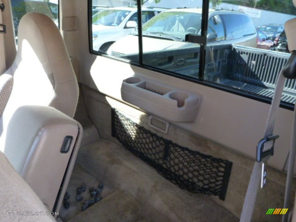 Medium Prairie Tan Interior 1998 Ford Ranger Xlt Extended Cab 4x4 Photo 80624112