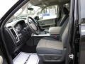 Dark Slate/Medium Graystone 2010 Dodge Ram 1500 Interiors