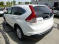 2013 White Diamond Pearl Honda CR-V EX-L AWD  photo #5