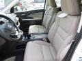2013 White Diamond Pearl Honda CR-V EX-L AWD  photo #10