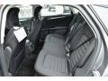 Charcoal Black Rear Seat Photo for 2013 Ford Fusion #80642452