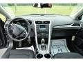 Charcoal Black Dashboard Photo for 2013 Ford Fusion #80642488