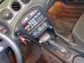 2000 Pontiac Grand Am Dark Taupe Interior Transmission Photo