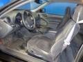 2000 Pontiac Grand Am Dark Taupe Interior Interior Photo
