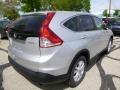 2013 Alabaster Silver Metallic Honda CR-V EX AWD  photo #3