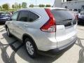 2013 Alabaster Silver Metallic Honda CR-V EX AWD  photo #5