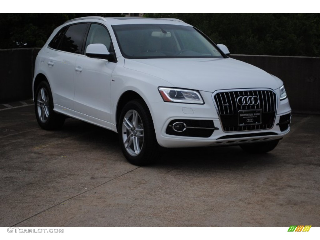 2013 ibis white audi q5 3 0 tfsi quattro 80593545 car color galleries. Black Bedroom Furniture Sets. Home Design Ideas
