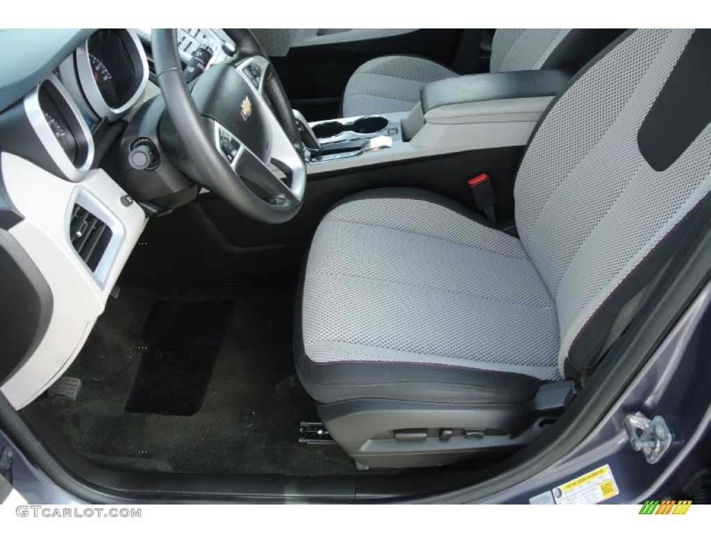 2013 Chevrolet Equinox Lt Interior Photos
