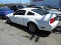 Performance White 2005 Ford Mustang Gallery