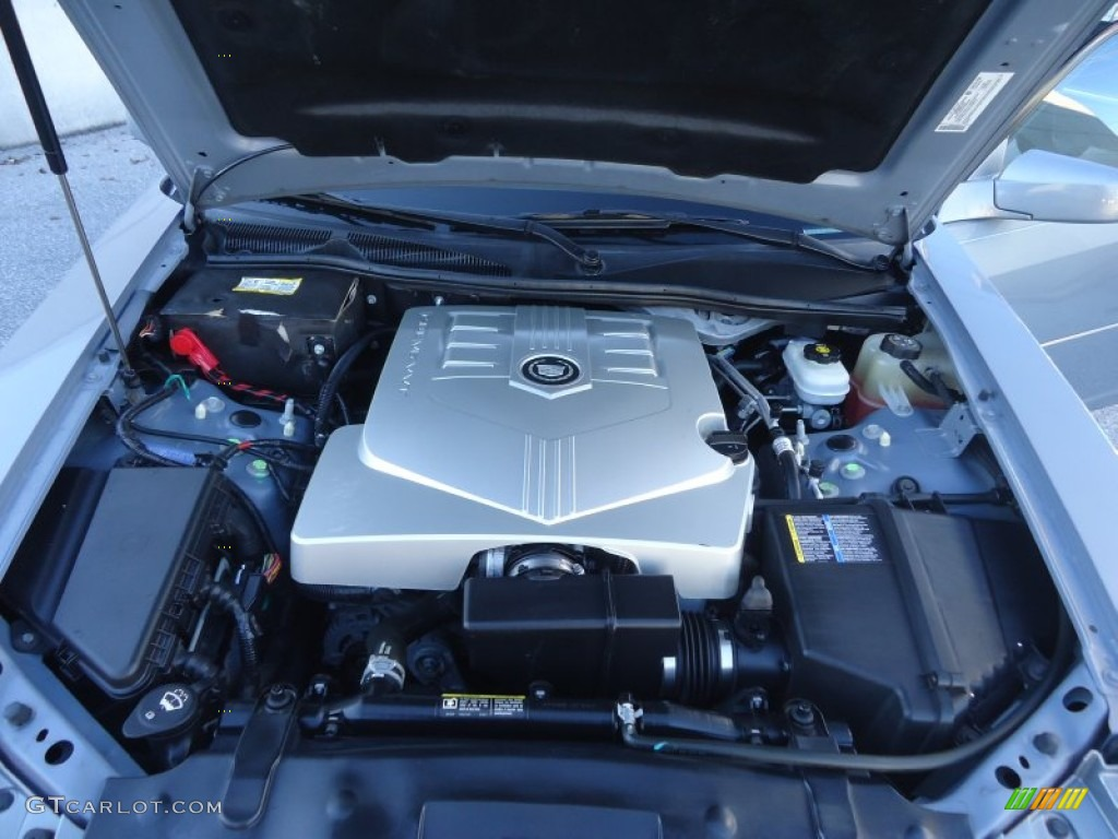 2007 Cadillac CTS Engine