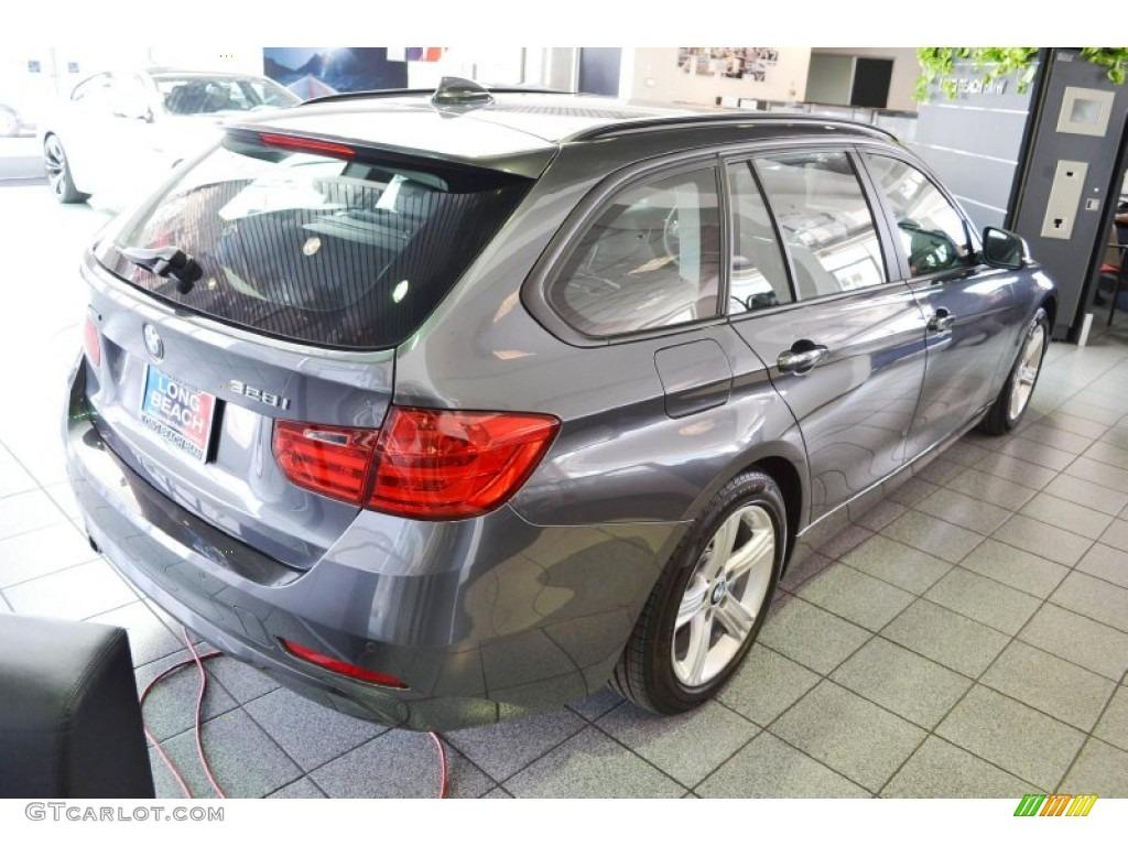 Mineral Grey Metallic BMW Series I XDrive Sports Wagon - 2014 bmw 328i sport wagon