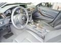 Black Prime Interior Photo for 2014 BMW 3 Series #80648604