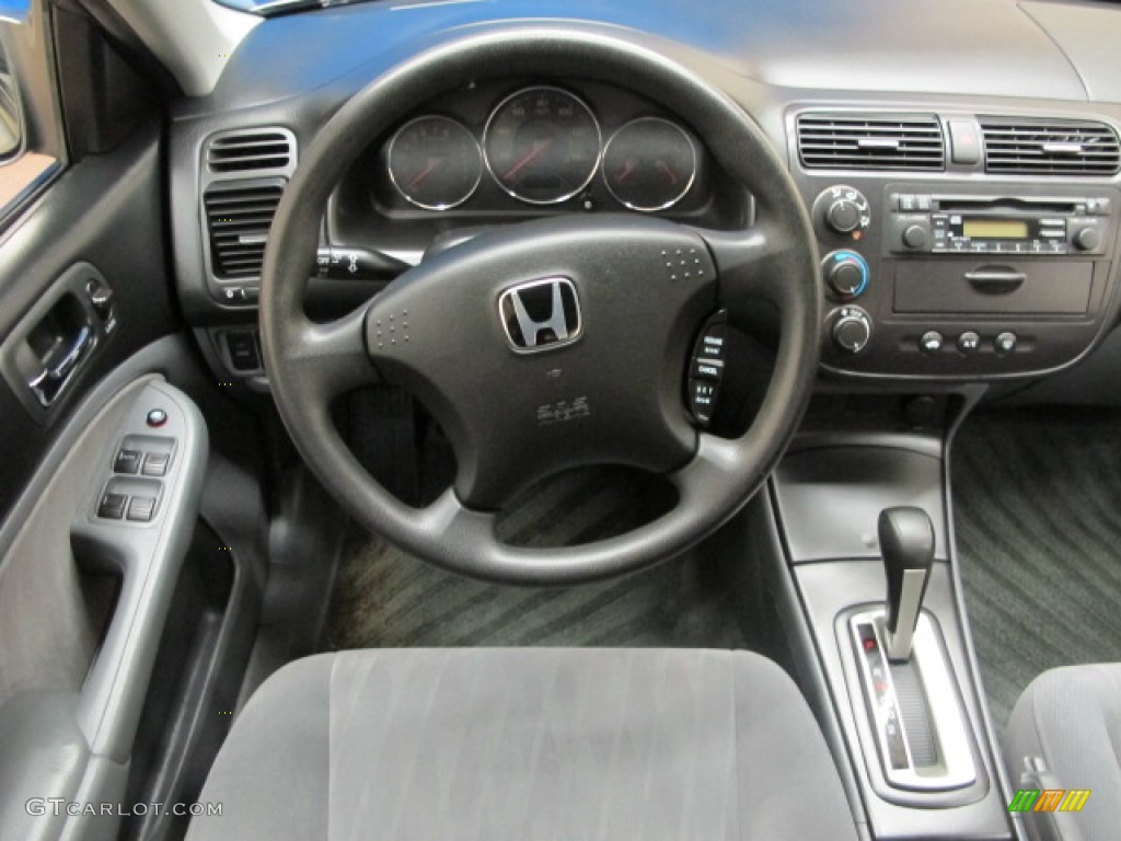 2005 Honda Civic Ex Sedan Dashboard Photos Gtcarlot Com