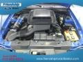 2003 Sonic Blue Metallic Ford Mustang Mach 1 Coupe  photo #13