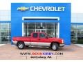 Sport Red Metallic 2004 Chevrolet Silverado 1500 Gallery
