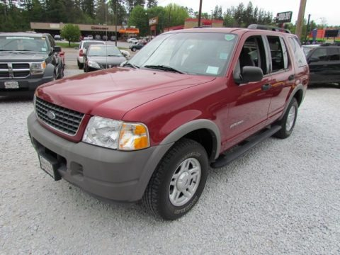 2002 ford explorer xls 4x4 data info and specs. Black Bedroom Furniture Sets. Home Design Ideas