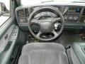 2002 Light Pewter Metallic Chevrolet Silverado 1500 LT Extended Cab  photo #9