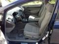 Gray Interior Photo for 2007 Honda Civic #80672712