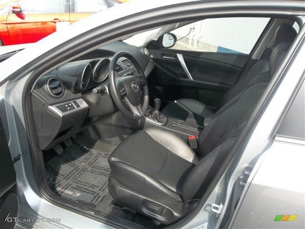 2012 mazda mazda3 s grand touring 5 door interior color. Black Bedroom Furniture Sets. Home Design Ideas