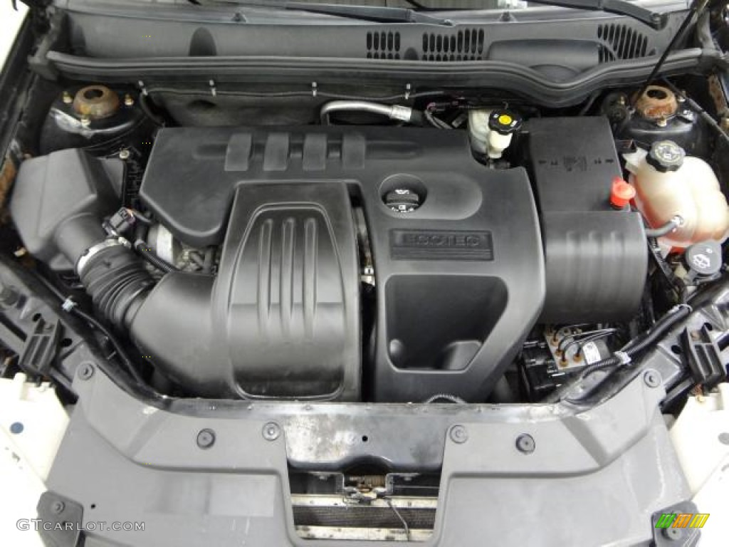 Engine on 2008 cobalt diagram
