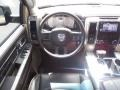 2012 Sagebrush Pearl Dodge Ram 1500 Laramie Longhorn Crew Cab 4x4  photo #6