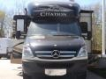 Citation Beige Graphics - Sprinter 3500 Passenger Conversion Van Photo No. 2