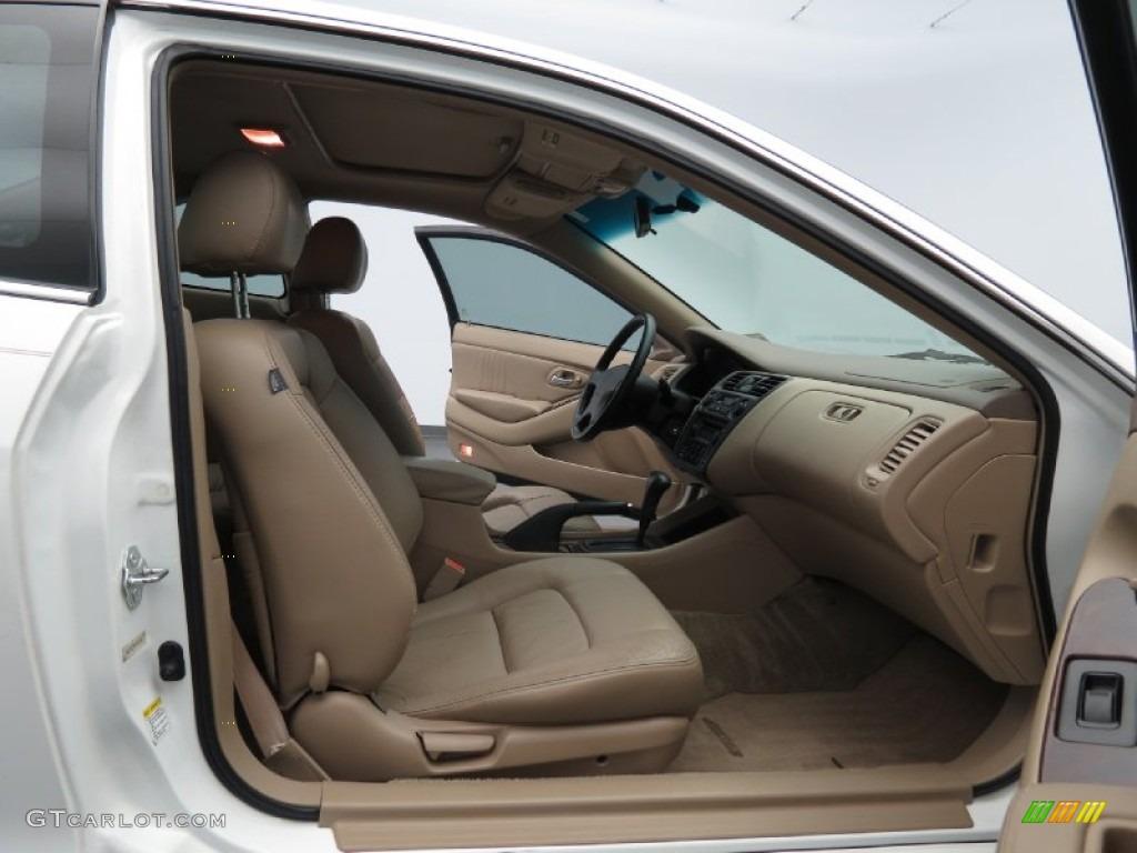 2000 Honda Accord Ex V6 Coupe Interior Photos