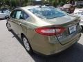 2013 Ginger Ale Metallic Ford Fusion S  photo #15