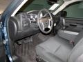 Ebony Prime Interior Photo for 2011 Chevrolet Silverado 1500 #80691356