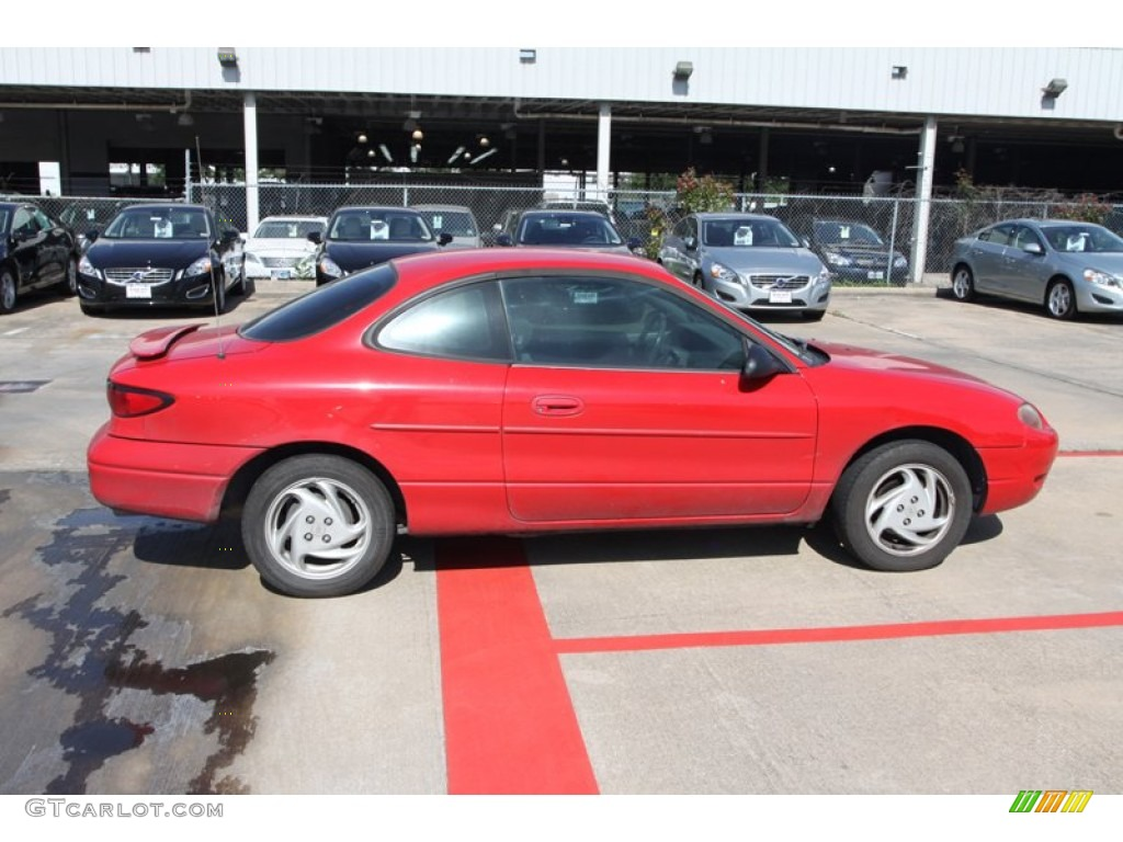 vermillion red 1998 ford escort zx2 coupe exterior photo. Black Bedroom Furniture Sets. Home Design Ideas