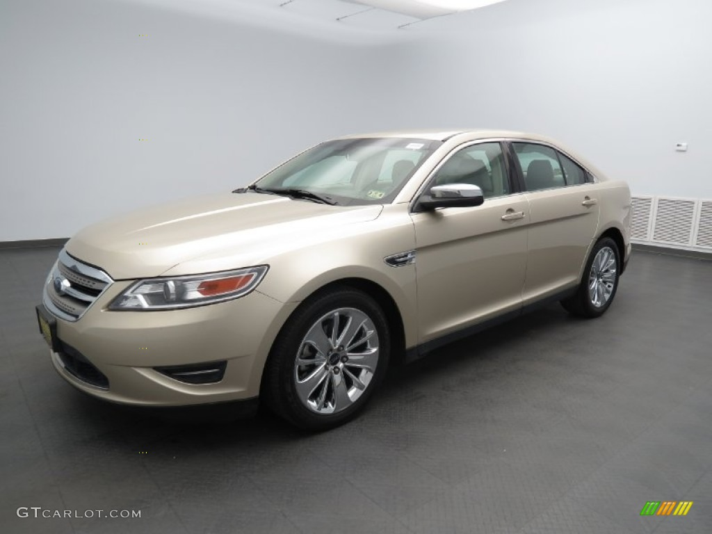2010 Ford Taurus Limited Exterior Photos