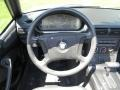 1996 BMW Z3 Black Interior Steering Wheel Photo
