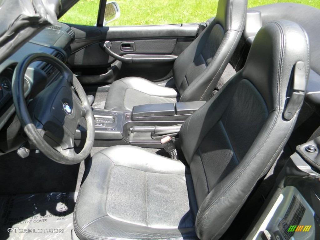 1996 Bmw Z3 1 9 Roadster Interior Photos Gtcarlot Com