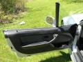 1996 BMW Z3 Black Interior Door Panel Photo