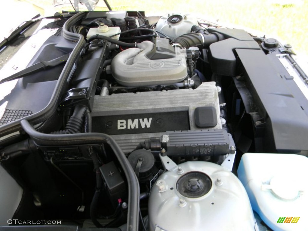 1996 Bmw Z3 1 9 Roadster 1 9 Liter Dohc 16 Valve 4 Cylinder Engine Photo 80693768 Gtcarlot Com