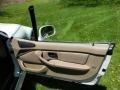 1999 BMW Z3 Beige Interior Door Panel Photo