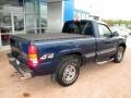 1999 Indigo Blue Metallic Chevrolet Silverado 1500 LS Regular Cab 4x4  photo #11