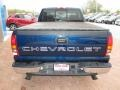 1999 Indigo Blue Metallic Chevrolet Silverado 1500 LS Regular Cab 4x4  photo #14